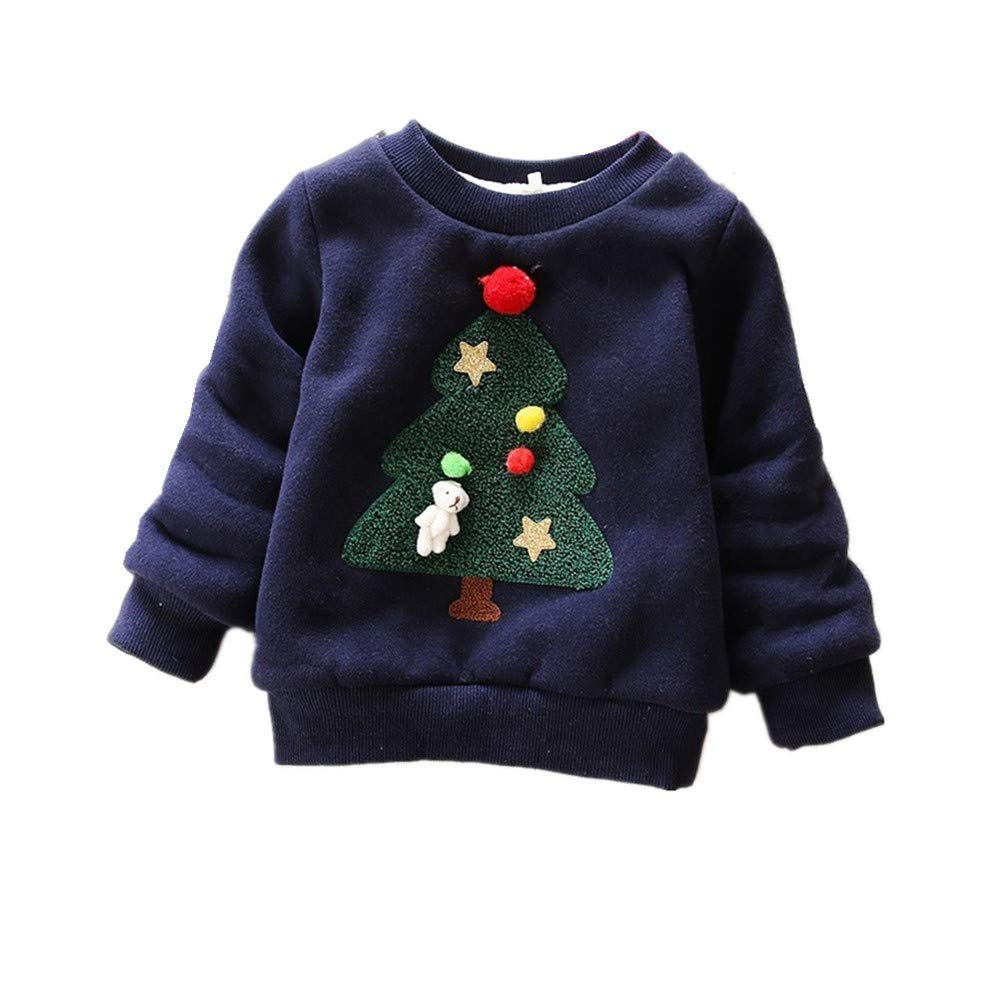 cbe9c03ba Amazon.com  BibiCola Baby Girls Boys Sweaters Autumn Winter Wear ...