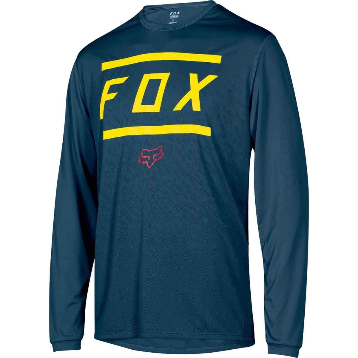 Fox Men/Â/€/Â/™s Ranger Long Sleeve Jersey