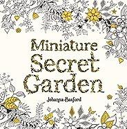 Miniature Secret Garden: A Pocket-sized Adventure Coloring Book