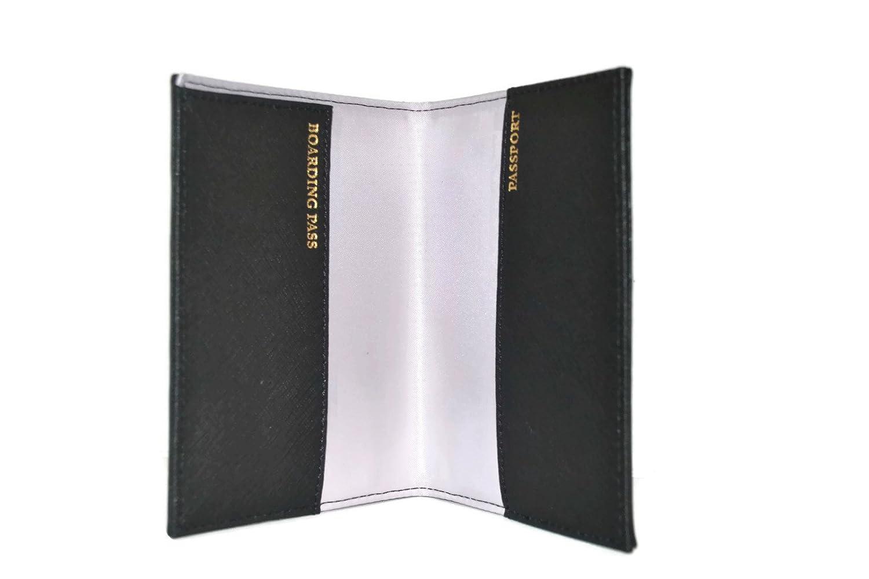 Victorias Secret Passport Cover Black//Grey