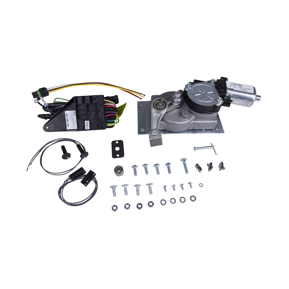 Lippert Components 379769 Kwikee  Step Motor Conversion Replacement ''B'' Integrated Motor/Gear Box Linkage Kit and Control Unit