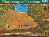 Picturesque Vermont Wall Calendar