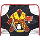 "Crown Sporting Goods SHOK-202 54"" x 44"" Ultimate Red Knight Street Hockey Practice Shooting Target"
