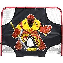 "Crown Sporting Goods SHOK-202 54"" x 44"" Ultimate Red Knight Street Hockey Practice Shooting Target"