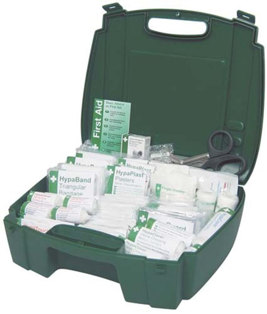 Sportsgear US Evolution Bsi Compliant First Aid Kit Small by Sportsgear US (Image #1)