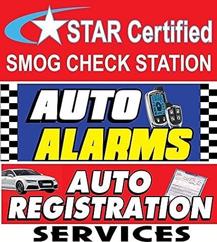 Amazon.com : Star Certified SMOG Check Station AUTO Repair AUTO ...
