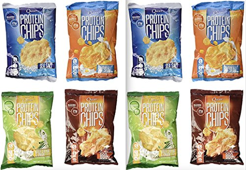 quest sour cream protein chips - 2