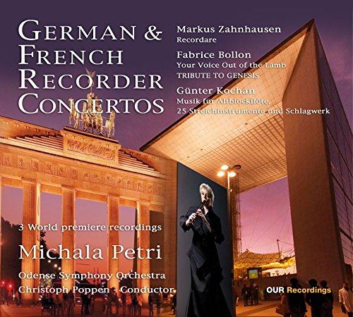 German & French Recorder -