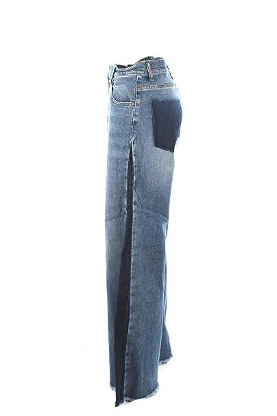 Denim Tc0180 2018Amazon Vicolo M co Donna Primavera Jeans Estate 8OnPwk0