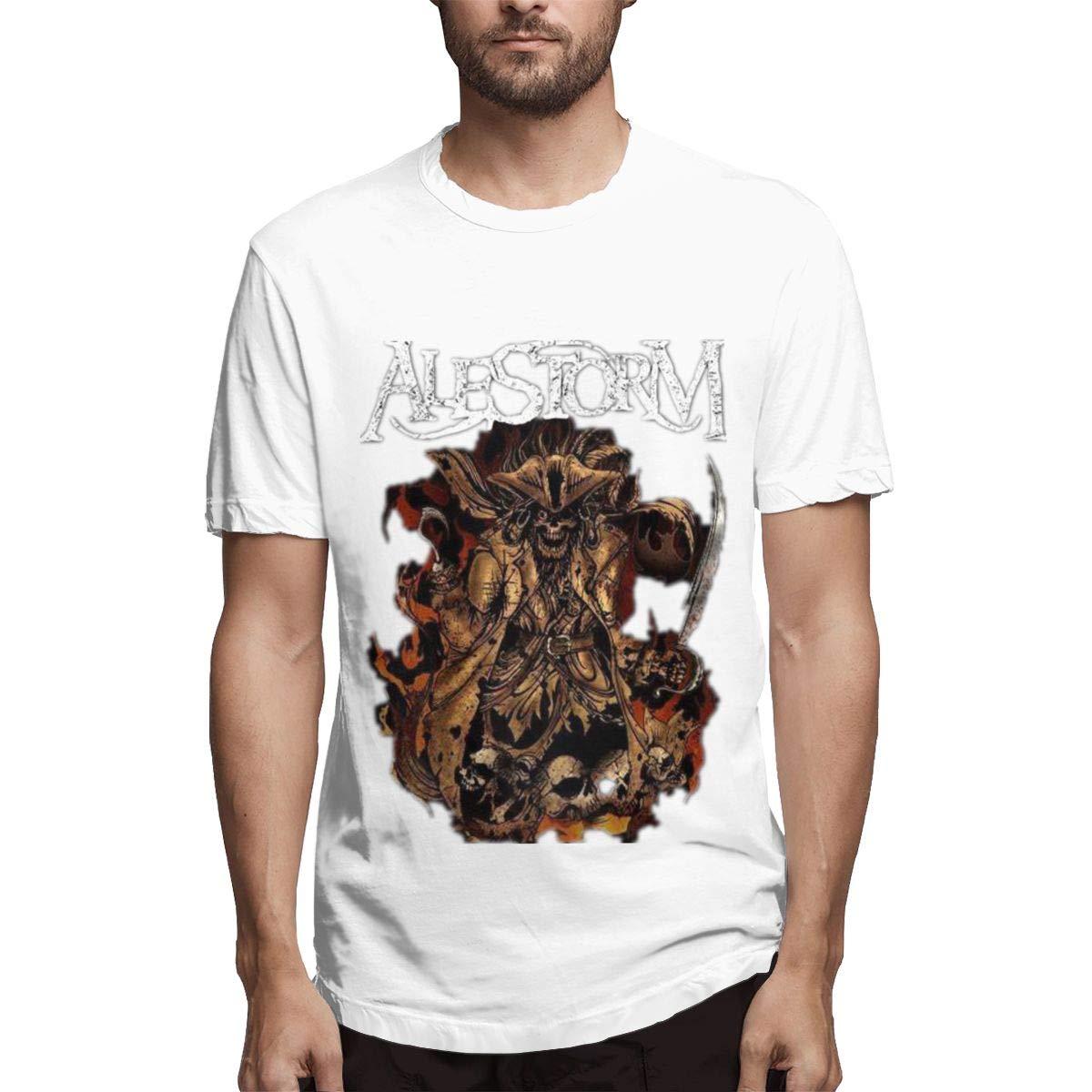 Lihehen S Alestorm Round Neck Ts Shirts