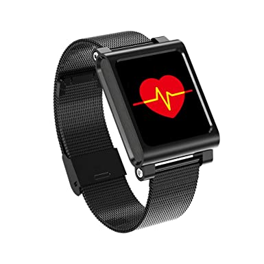 Amazon.com: TheRang K8 Smart Color Screen Blood Pressure ...
