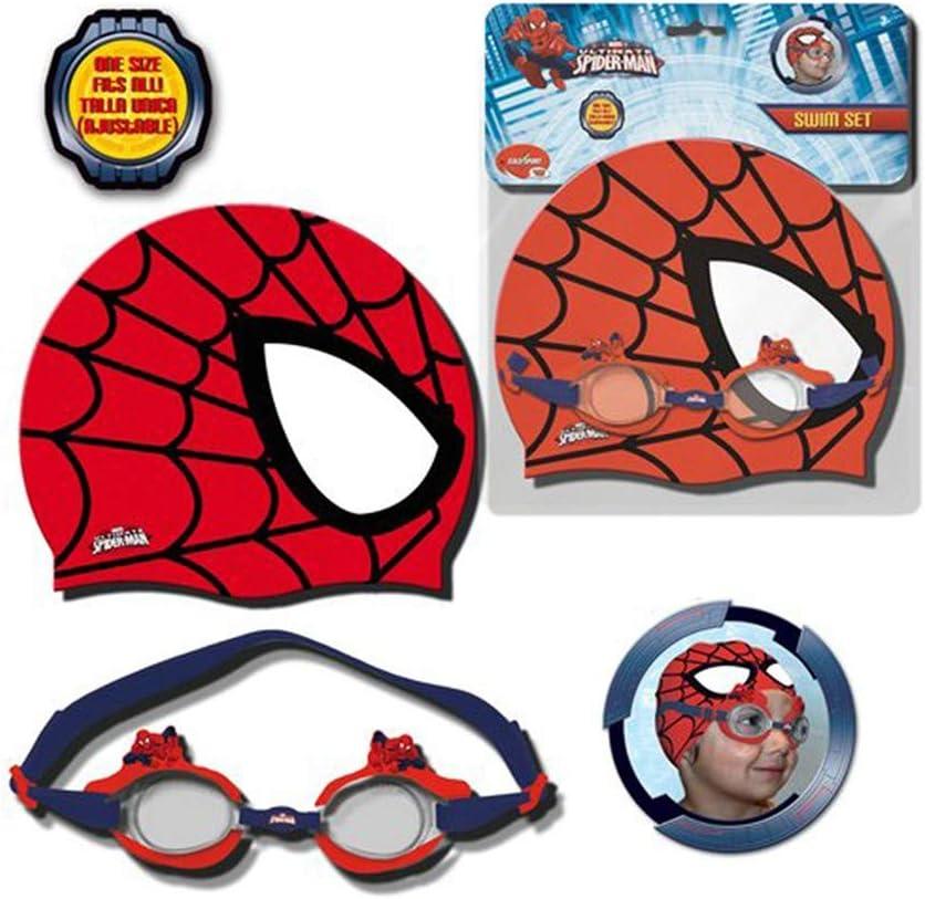 Fiesta Toys ess902sp – Juego Natación Spiderman