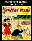 img - for Fritzi Ritz Collection: Nine Issue Super Collection - Golden Age Humor Comic book / textbook / text book