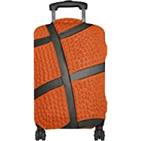 JOYPRINT Sport Ball Basketball Luggage Cover Suitcase Protector for 22-24 inch