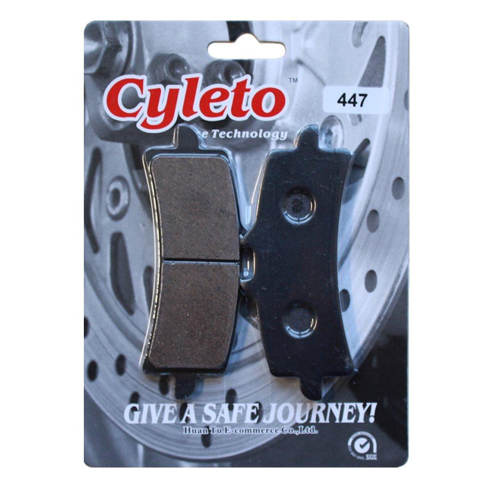 Cyleto anteriore e posteriore pastiglie freno per Ducati 1098/2007/2008//1098R 2008/2009//1098/S 2007/2008//1098S tricolore 2007
