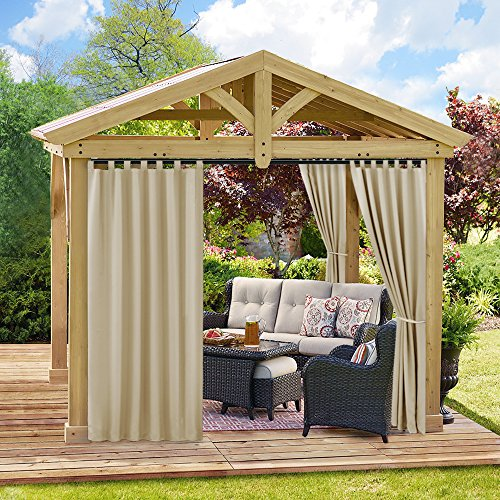 outdoor curtains pergola - 6