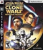 Star Wars The Clone Wars: Republic Heroes - Playstation 3