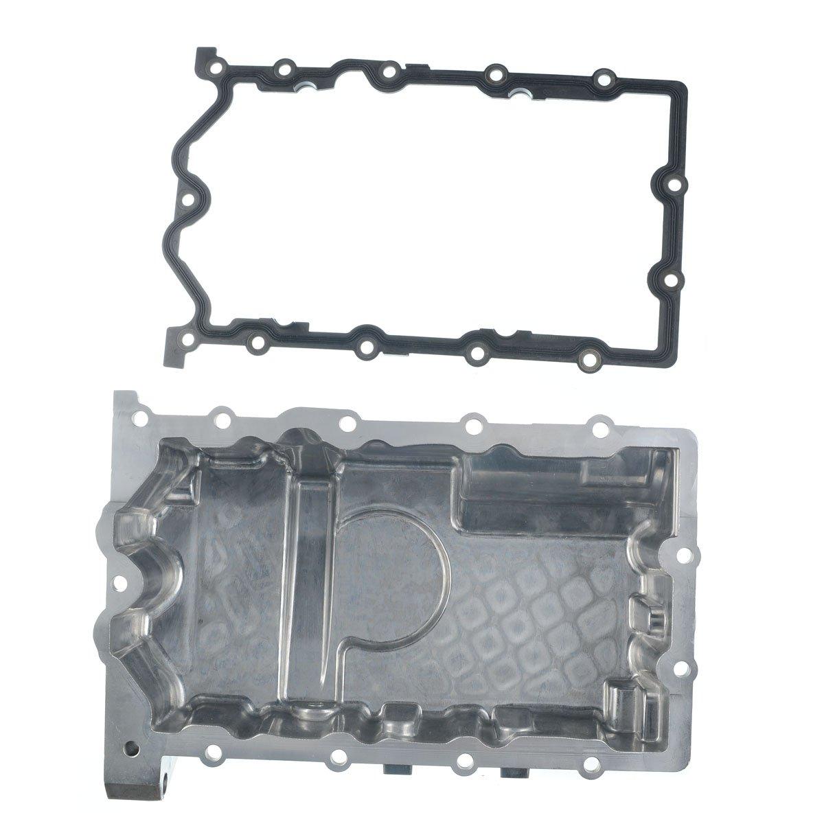 A-Premium Engine Oil pan for Mini Cooper 2002-2008 1.6L 11137513061