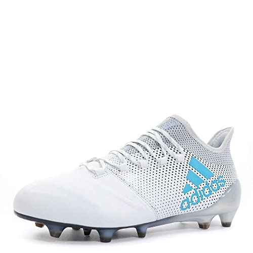 hot sale authorized site los angeles adidas X17.1 FG Cuir Homme Chaussures Football Blanc: Amazon ...