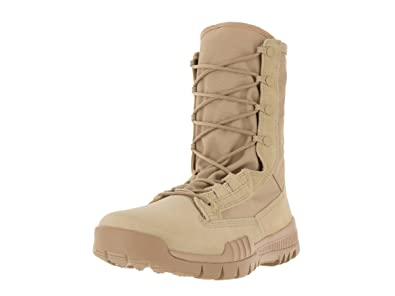 best website 205e8 619df Nike Mens SFB Field 8quot Leather British KhakiBritish Khaki Boot ...