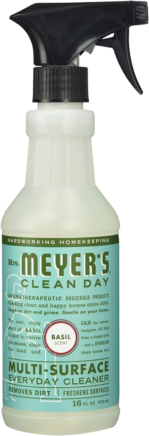Mrs. Meyer's Clean Day Multi-Surface Everyday Cleaner - 16 oz - Basil