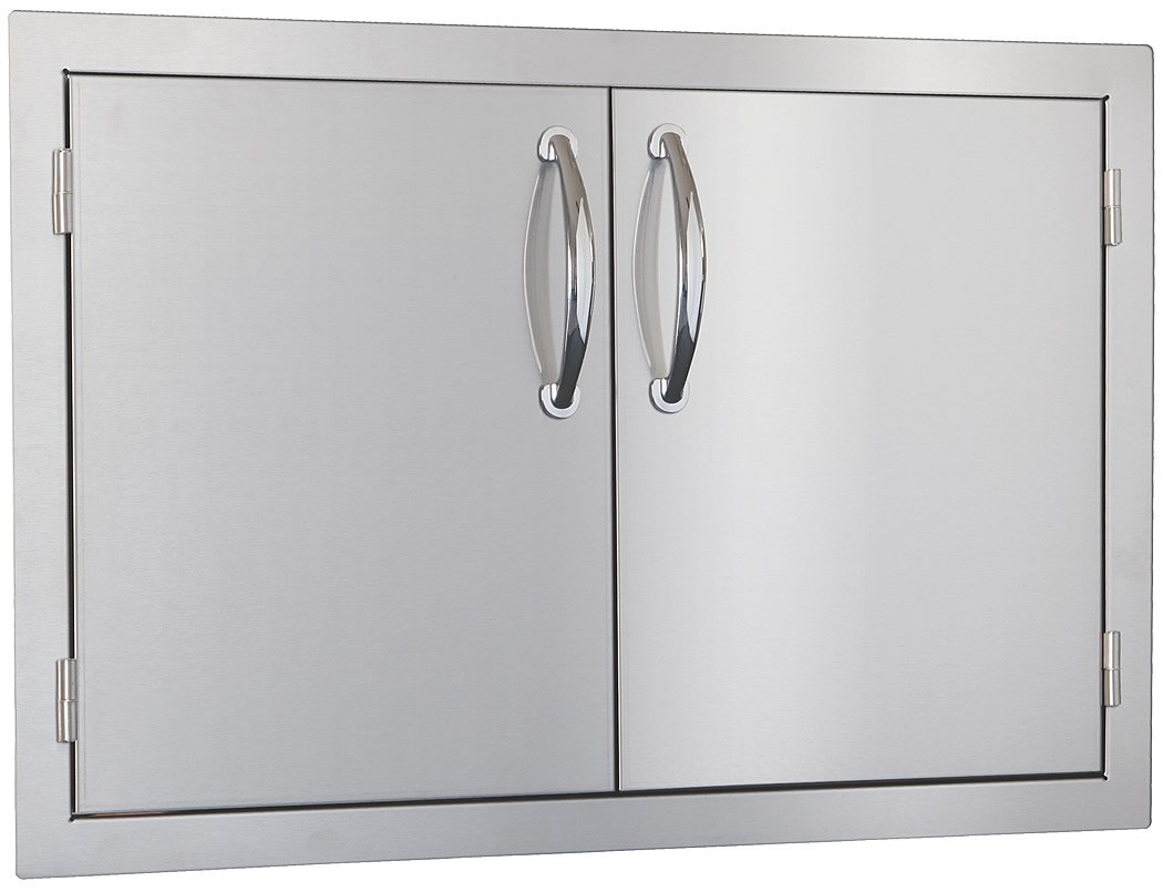 Summerset Grills Double 30'' Stainless Steel Door Ssdd30