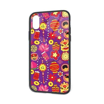 Amazon Com Iphone X Case Iphone Xs Case Colorfull Wallpaper