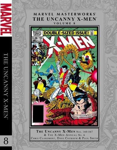 Marvel Masterworks: The Uncanny X-Men Volume 8 (Xmen Marvel Masterworks)