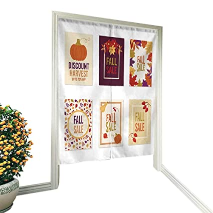 Amazon Mikihome Curtain For Doordoor Japanese