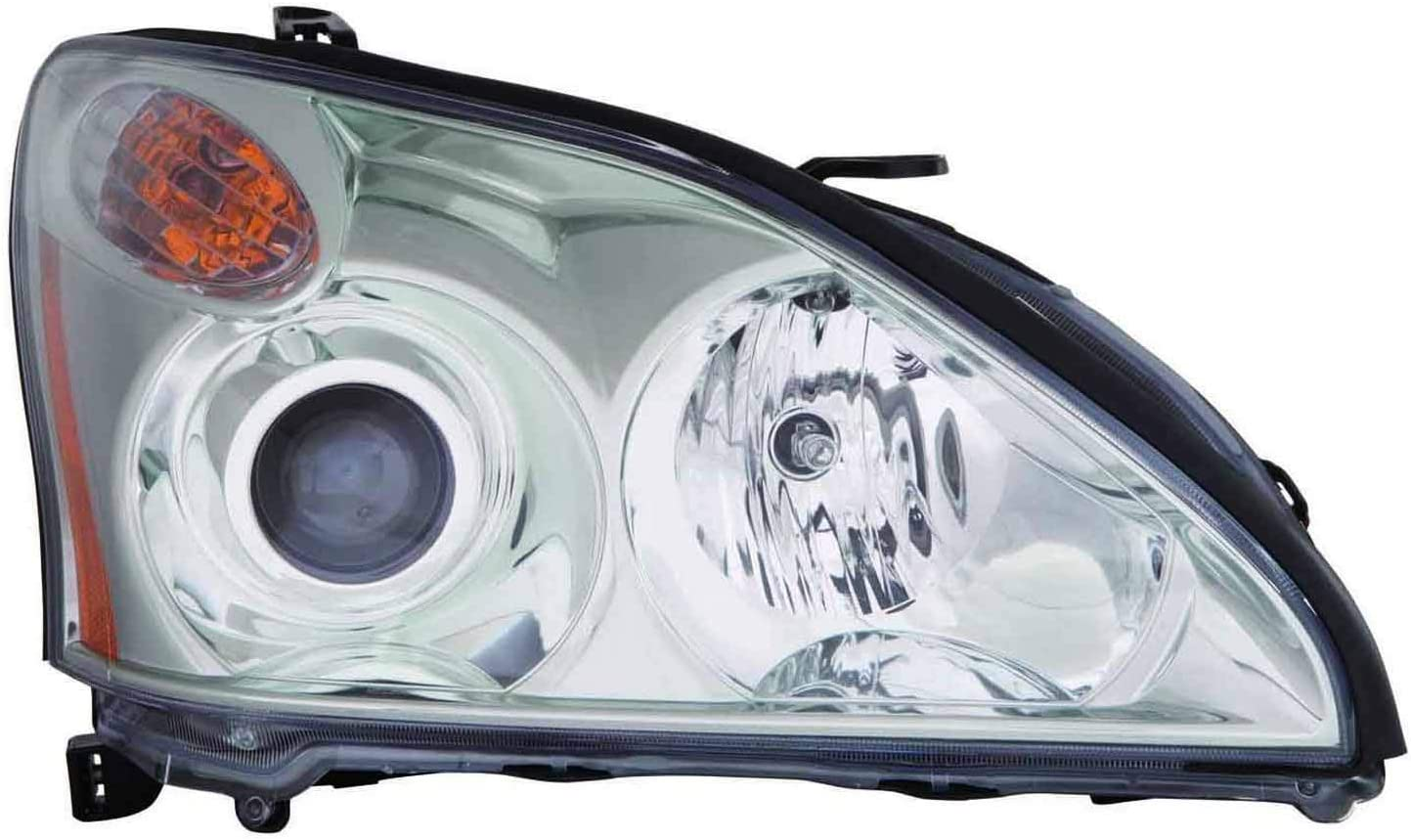 No variation Multiple Manufactures LX2503159C Standard Headlight Assembly