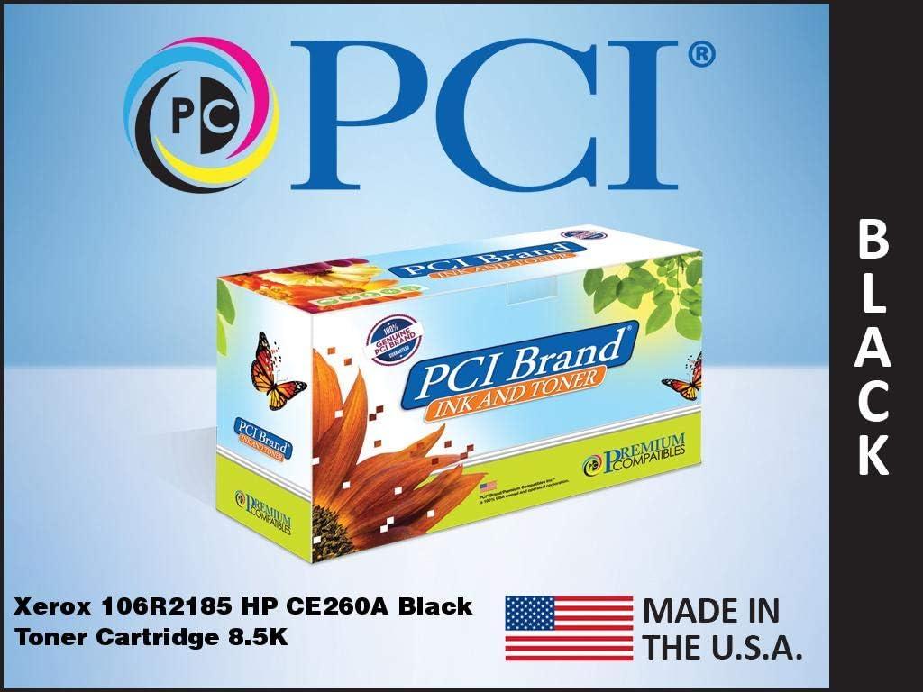 TNC 106R2185-PCI PCI XEROX 106R2185 REMAN 647A CE260A BLK