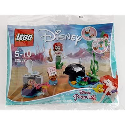 LEGO Disney Ariel's Underwater Symphony (30552) Bagged: Toys & Games