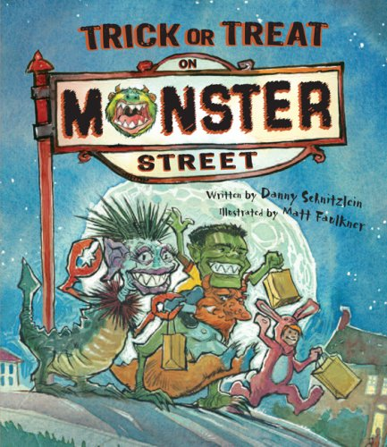 Trick or Treat on Monster Treat ()