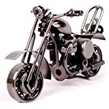 EQLEF® Creative Iron motorcycle model motorcycle modern ornaments personalized birthday present for boyfriend Photography Props