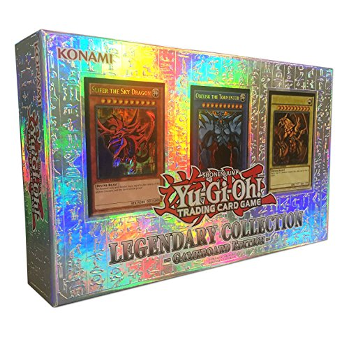 Yu Gi Oh Legendary Collection 1 Box Gameboard Edition 60OFF