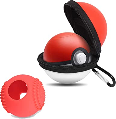 BROTOU Funda para Pokebolas Pokemon para Nintendo Switch Pokeball ...