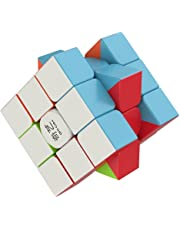 The Amazing Smart Cube -Best High Speed Puzzle Toy [IQ Tester] 3x3 Magic Speed Cube - Anti Stress for Anti-Anxiety Adults and Kids
