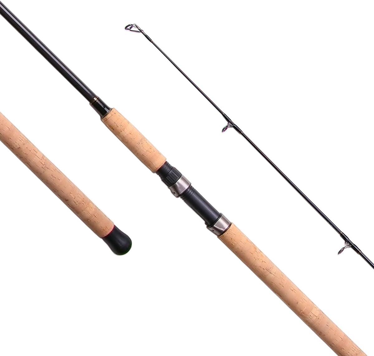 Mad Cat Black Spin – Caña de spinning caña de pescar, 40 – 150 g ...