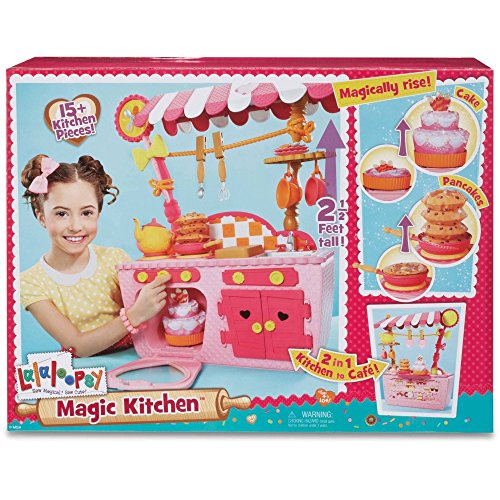Lalaloopsy(TM) 2-in-1 Magic Kitchen(TM) Set (15+ Pieces)