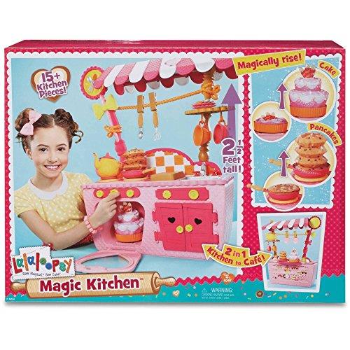 Lalaloopsy(TM) 2-in-1 Magic Kitchen(TM) Set (15+ - Lalaloopsy Set Kitchen