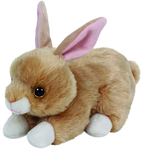 0da4742a618 Amazon.com  Ty Beanie - Bunnie The Hare (brown) 15 Centermeter  Toys ...