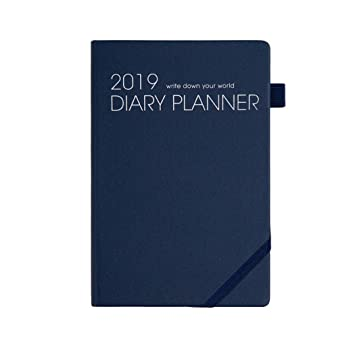BMGHS Organizador Personal Agenda Semana Vista Agenda 2019 ...