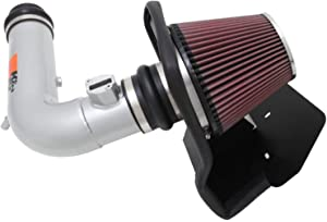 Amazon com: K&N Cold Air Intake Kit with Washable Air Filter