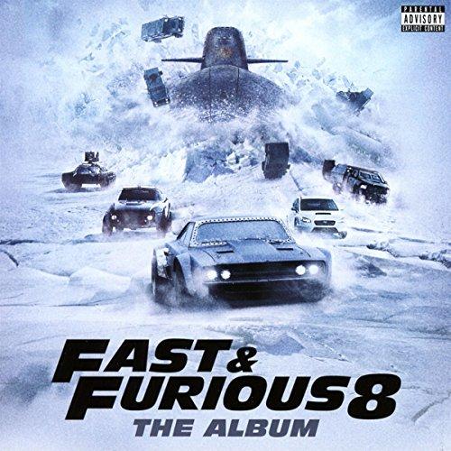 FAST & FURIOUS VOL. 8: ALBUM / O.S.T. - Fast & Furious 8: The Album