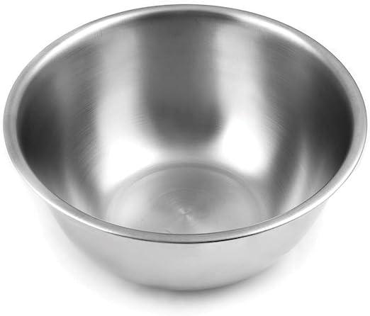 Fox Run 7327 Brands 2.75-Quart Stainless Steel Mixing Bowl, 9 x 9 x 4  inches, Metallic