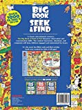 The Big Book of Seek & Find-Over 1000 Fun Things to