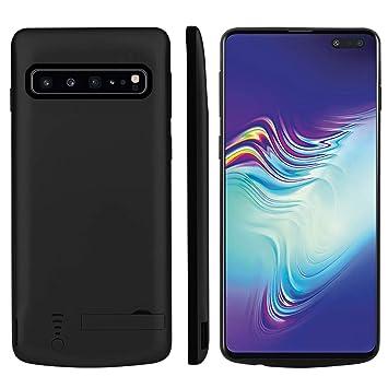 Compatible con Samsung Galaxy S10 5G Funda batería, 5000mAh ...