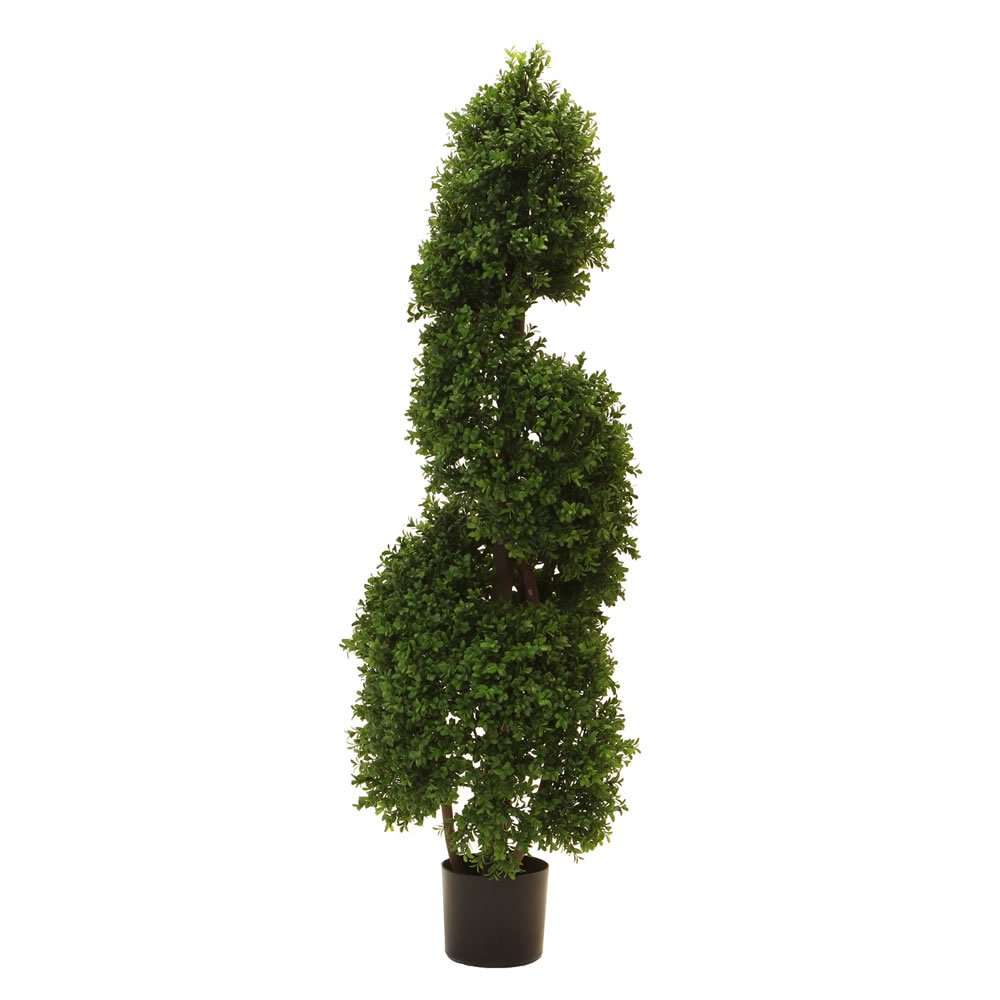 Vickerman T132060 Everyday Boxwood Topiary by Vickerman