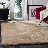Safavieh Toronto Shag Collection SGTW711H Beige Area Rug (8′ x 10′) Review
