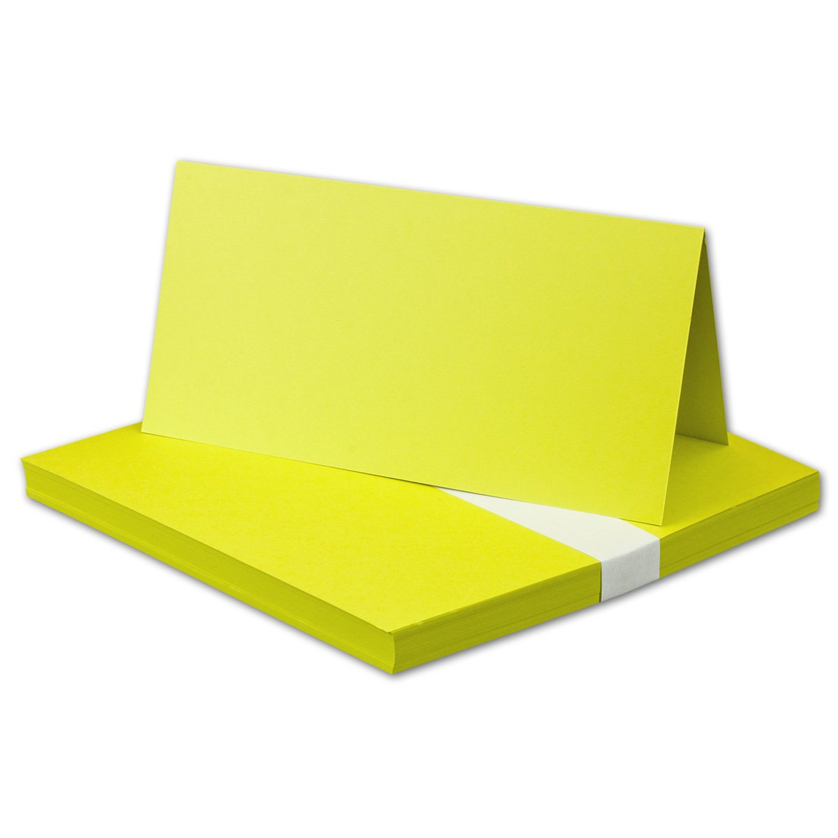 700 Faltkarten Din Lang - Hellgrau - Premium Qualität - 10,5 x 21 cm - Sehr formstabil - für Drucker Geeignet  - Qualitätsmarke  NEUSER FarbenFroh B07FKM1XPR | Für Ihre Wahl
